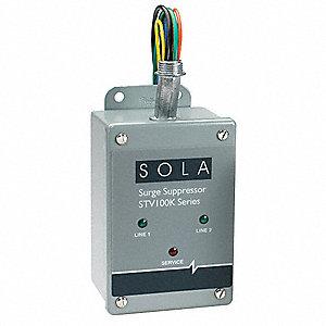 3kA Uninterruptible Power Supply (UPS) and Surge Suppression