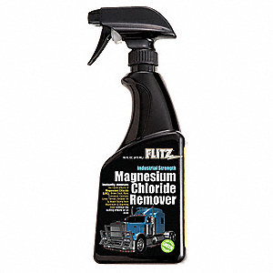 Magnesium Chloride Remover, 16 oz. Spray Bottle