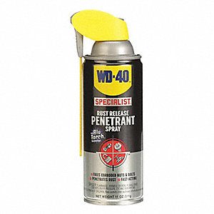 17.6 oz. Aerosol Can Penetrant Spray, Clear