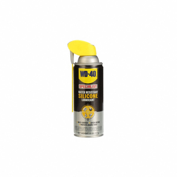 wd 40 specialist lubricant 100 f to 500 degrees f silicone 17 6 oz aerosol can 19l521. Black Bedroom Furniture Sets. Home Design Ideas