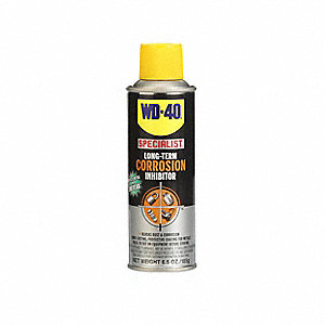 Corrosion Inhibitor, 6.5 oz. Container Size, 6.5 oz. Net Weight