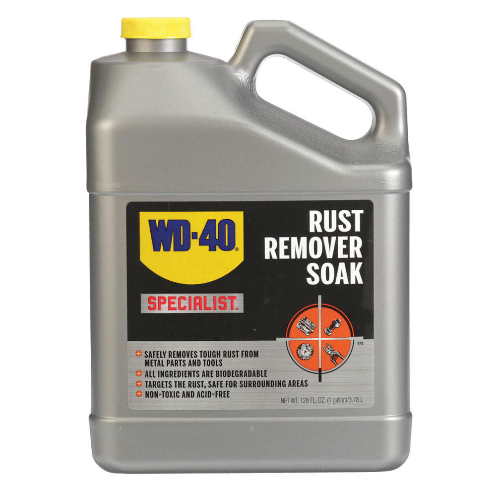 Wd 40 Rust Remover >> Water Based Penetrant 60 F To 150 F 1 Gal Jug