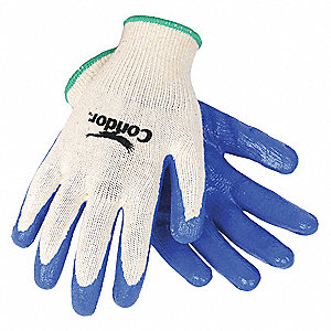 "Coated Gloves,Palm and Fingers,XL,11"",PR"