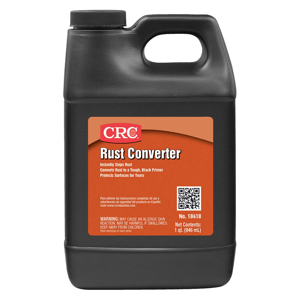 White Rust Converter, 32 oz  Container Size