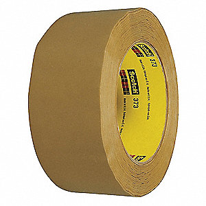Carton Sealing Tape,Tan,72mm x 914m,PK4