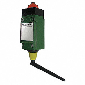 Heavy Duty Wireless Limit Switch, 1NO/1NC Contact Form
