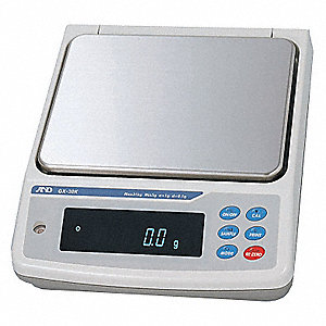 30kg Digital VFD Compact Bench Scale