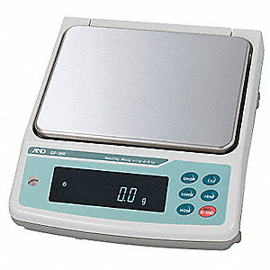 20kg Digital VFD Compact Bench Scale