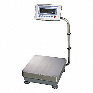 61kg Digital VFD Compact Bench Scale