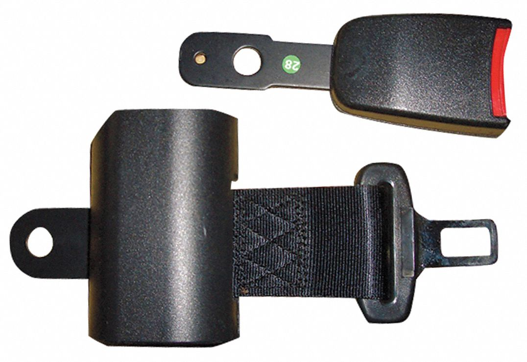 Forklift Seats And Seat Belts