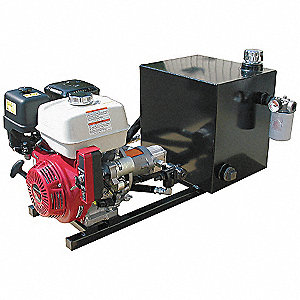 Hydraulic Power Unit,2.5 gpm to 2300 psi