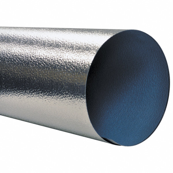 Itw 10 3 4 Quot Max O D Silver Aluminum Insulated Pipe