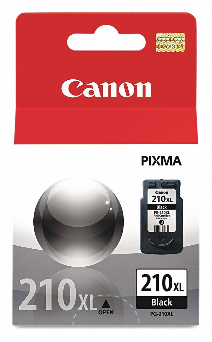 Ink Cartridge,  Black,  Canon