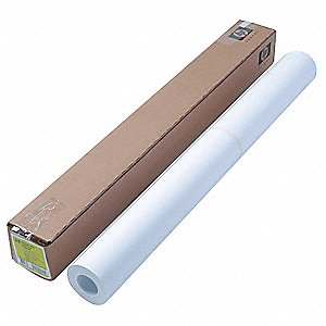 "36"" x 150 ft. Paper-Wide Format Paper Rolls, Bright White&#x3b; PK1"