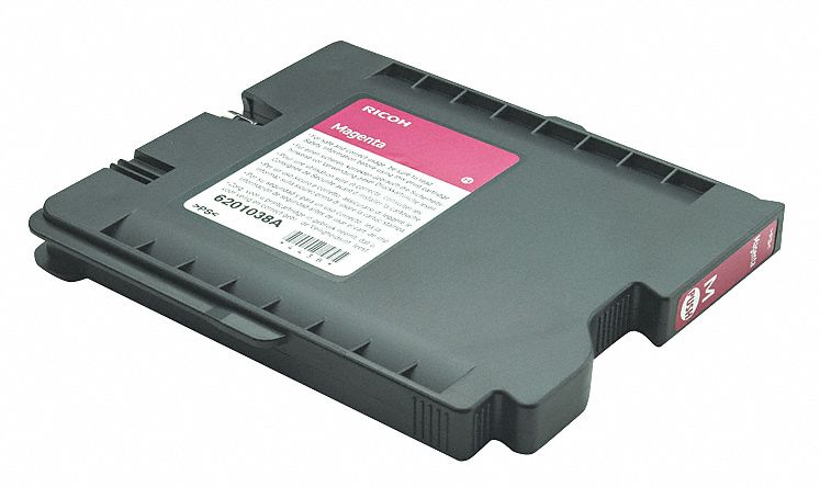 Toner Cartridge,  Magenta,  Ricoh
