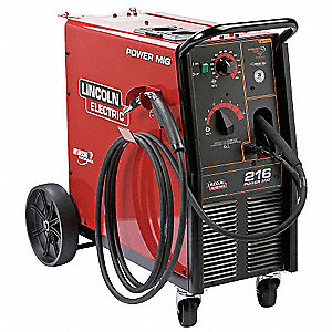 Lincoln Electric Mig Welder Wheeled 208 220 230vac