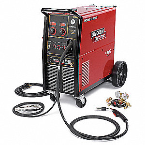 Lincoln Electric Mig Welder >> Lincoln Electric Mig Welder Power Mig Series Input Voltage 240