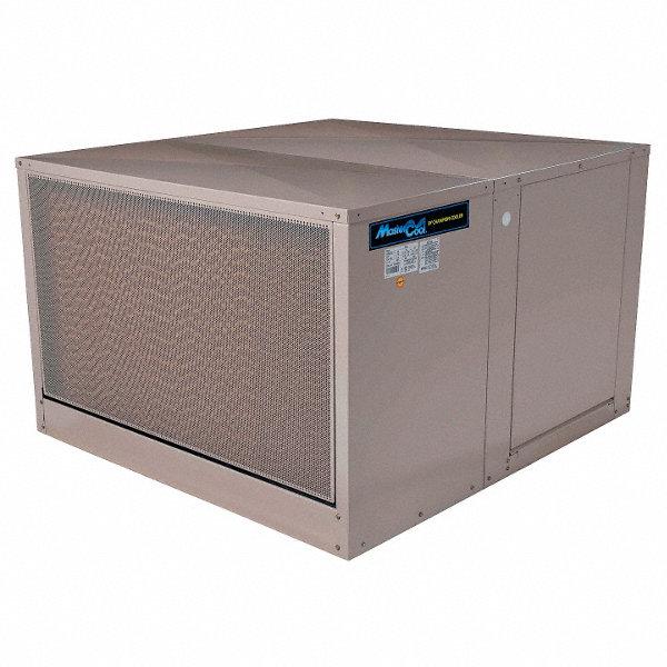 Mastercool 5000 cfm belt drive ducted evaporative cooler - Mastercool exterior cooler cover ...