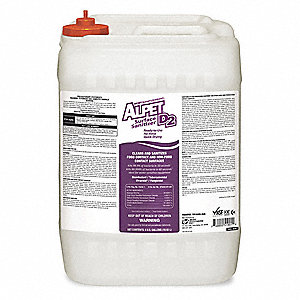 Cleaner and Disinfectant,5 gal.,Pail