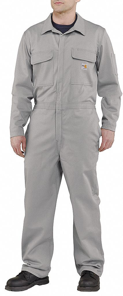 Flame Resistant And Arc Flash Coveralls