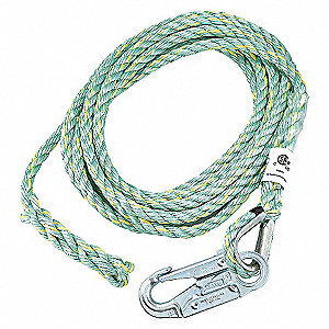 LIFELINE CO-POLYMER BLEND 16MM ROPE