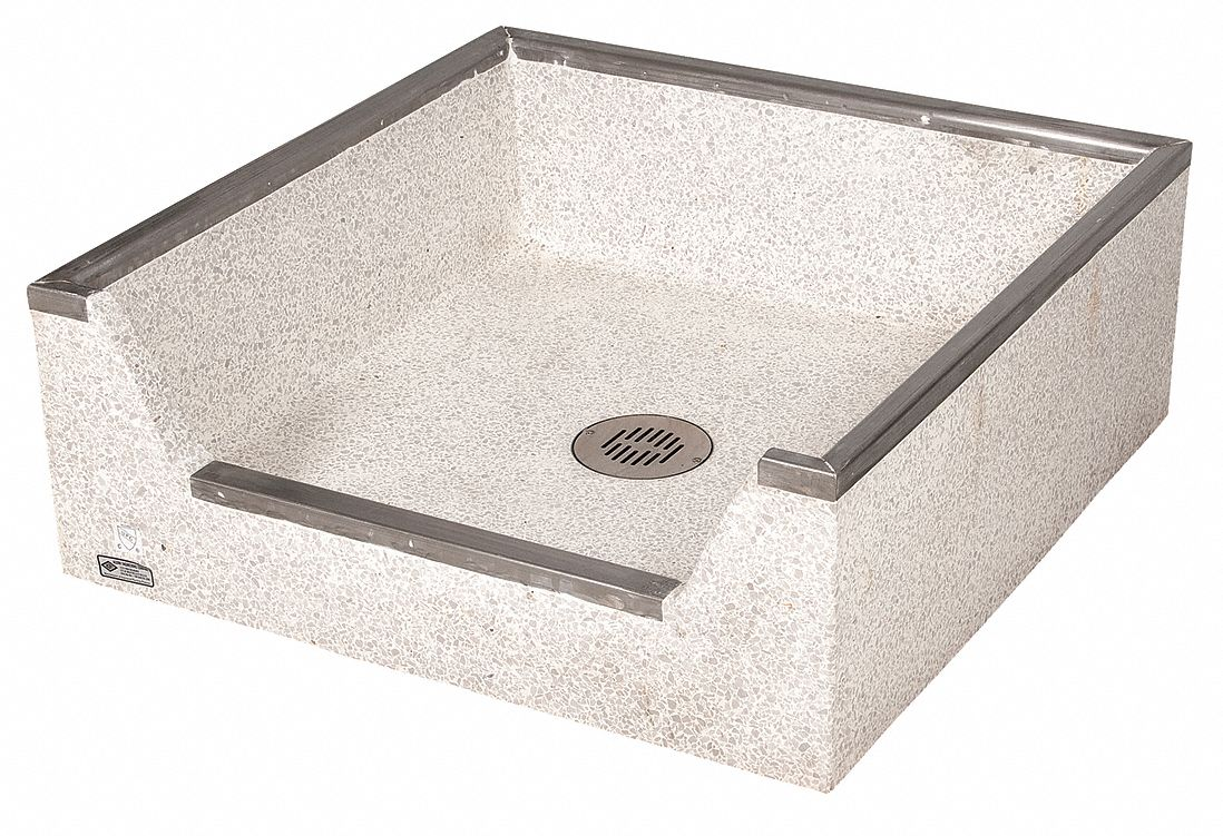 Corner Mop Sink : ... Mop Sink (Without Faucet). Model: TDF-32-SSC (Plumbing Mop Sinks