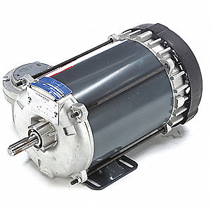 1 HP Hazardous Location Motor,Capacitor-Start,1725 Nameplate RPM,115/208-230 Voltage,Frame 56