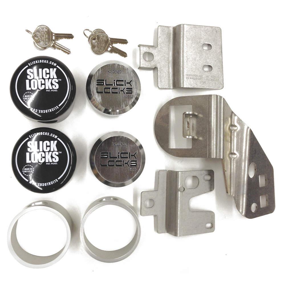 Slick Locks Ford Transit Complete Exterior Door Lock Kit 19rz65fd