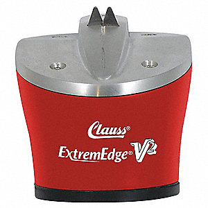 Knife/Shear Sharpener,Table Top,2.5x3 In