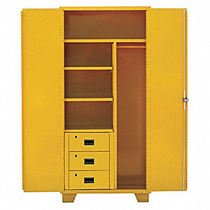 Cabinet,Spill Response,78x37x27,3 Drawer