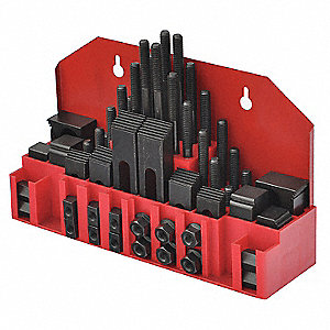 Clamping Kit,12mm,M10x1.5 Stud,54 pcs