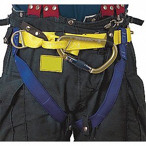 Class II Rescue Harness,36 in.to 50 in.