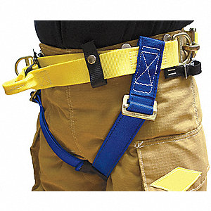 Class II Rescue Harness,30 in. to 44 in.