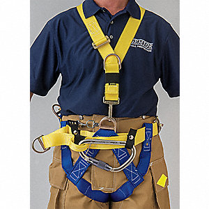 Class III Rescue Harness,36 in.to 50 in.