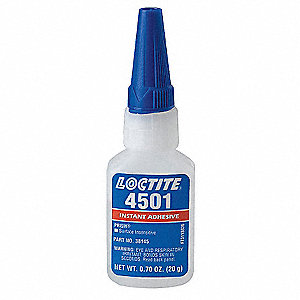 Instant Adhesive,Surface Insensitive,20g