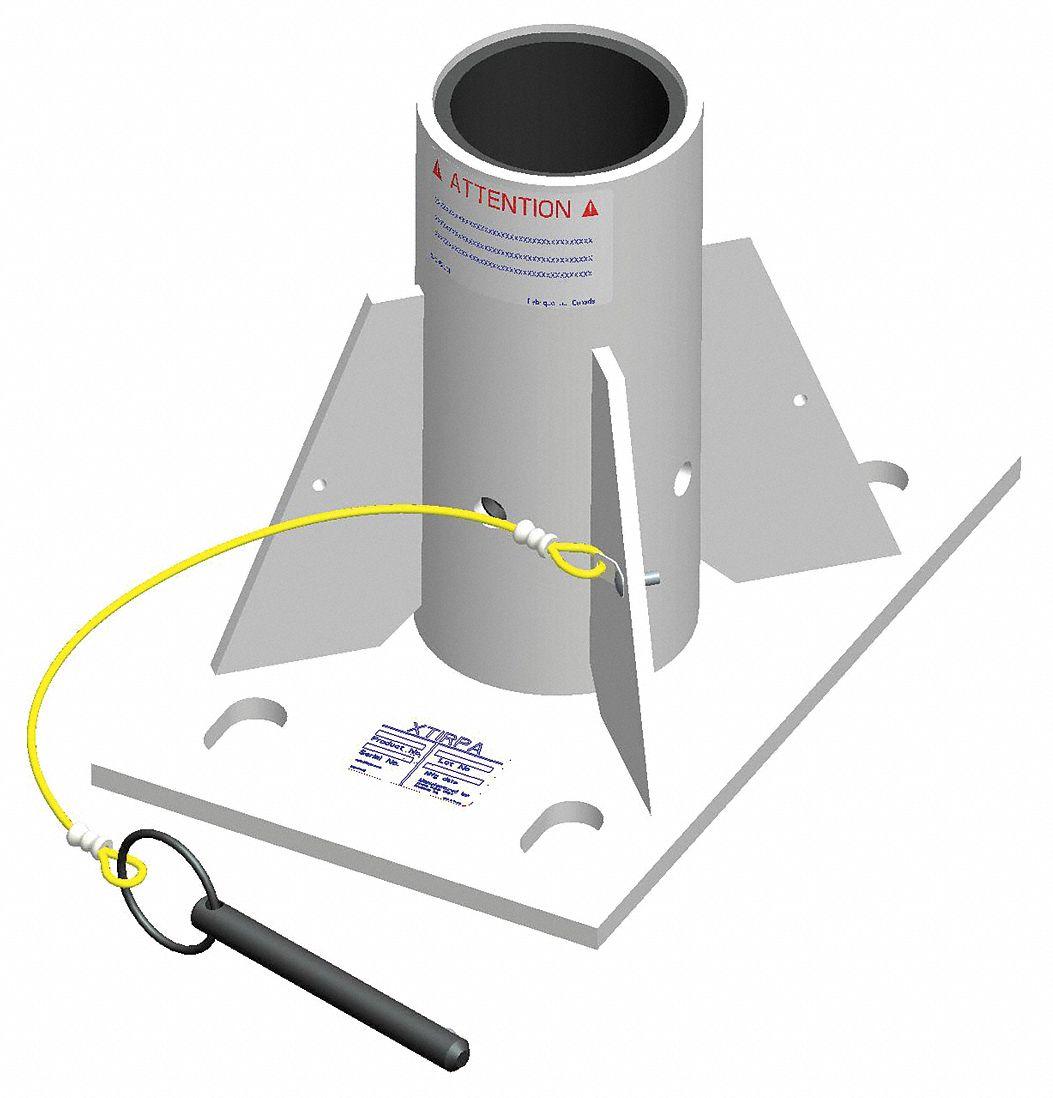 Confined Space Hoist Portable Bases