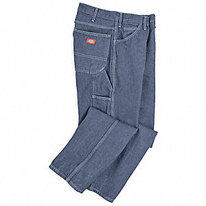 Carpenter Jeans,Cotton,14oz,Indigo,44x32