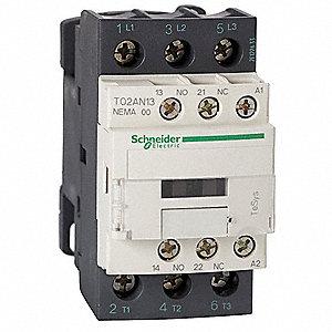 schneider electric 24vdc nema magnetic contactor no of poles 3