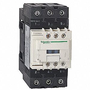 schneider electric 240vac nema magnetic contactor no of poles 3