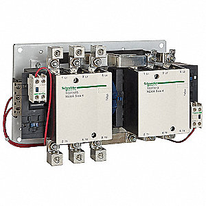 24VDC NEMA Magnetic Contactor; No. of Poles: 3, Reversing: Yes, 135 Full Load Amps