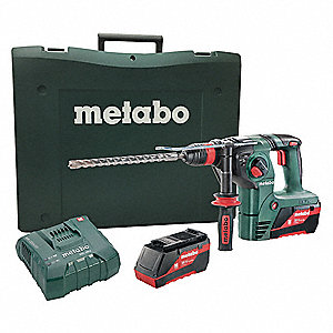 Cordless Rotary Hammer Kit 36 0 Voltage To 4500 S Per Minute Battery Included