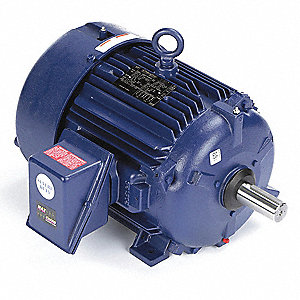15 HP Cooling Tower Motor,3-Phase,1775 Nameplate RPM,230/