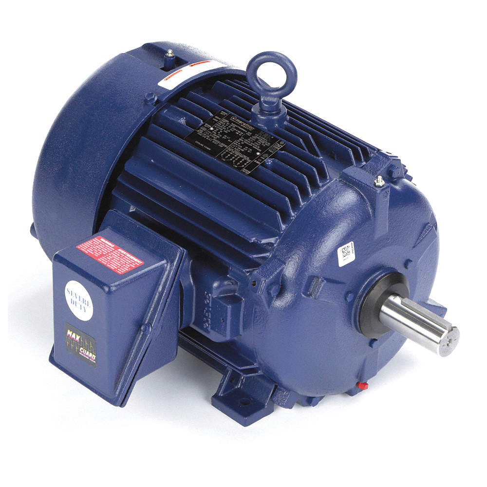 MARATHON MOTORS 15 HP Cooling Tower Motor,3-Phase,1775 Nameplate RPM ...