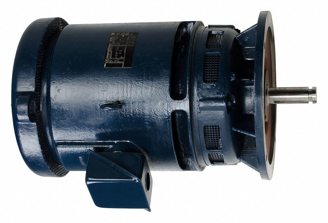 Vertical Pump Motors
