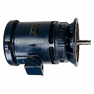 75 HP Vertical Pump Motor, 3-Phase, 1185 Nameplate RPM, 230/460 Voltage, 405HPV Frame