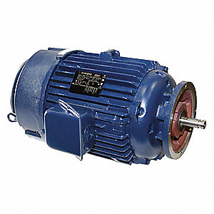 Vertical Pump Commercial and Industrial Motors - Grainger Industrial