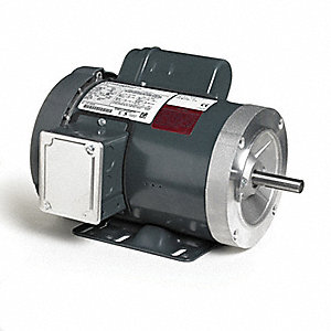 1/2 HP General Purpose Motor,Capacitor-Start,3450 Nameplate RPM,Voltage 115/208-230,Frame 56C
