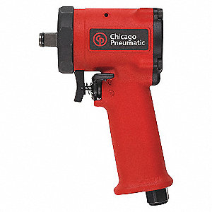 IMPACT WRENCH STUBBY 1/2IN