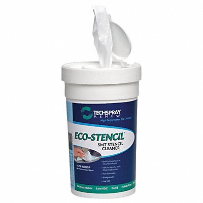 19YY50 - Eco-Stencil Cleaning Wipes