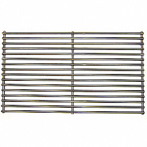 Stainless Steel Cooking Grate, PK2